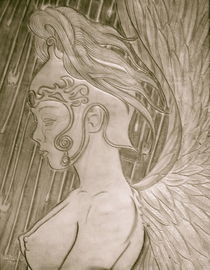 REBEL ANGEL by Ron Moses
