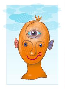 Drittes Auge von Hans-Georg Fischenich