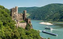 Burg Rheinstein (2) von Erhard Hess