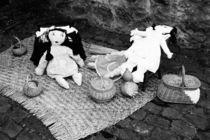 Rag dolls von Gaspar Avila