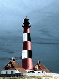 Leuchtturm Westerhever von moyo