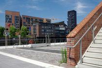 Hafencity Elbarkaden by fotolos