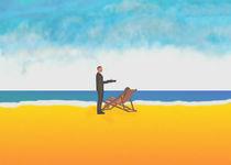 Dolce Vita am Strand von Klaus Engels