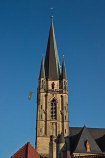 Turm Herz-Jesu Kirche von Wladimir Zarew