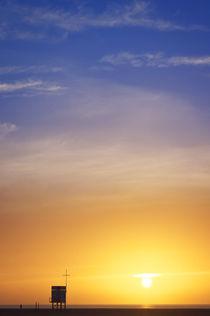 Sonnenuntergang - Insel Amrum by AD DESIGN Photo + PhotoArt