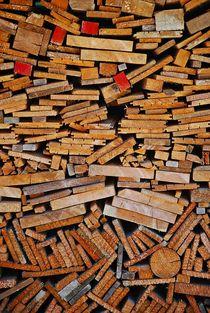 Holzstapel... 1 von loewenherz-artwork