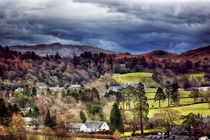 Grasmere Landscape by Vicki Field