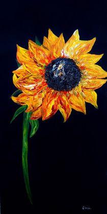 Sunflower Outburst von eloiseart