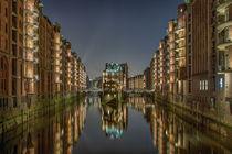 Wasserschloss Hamburg von Sebastian Jaedtke