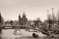 St. Nicholas Kirche Amsterdam  by Bastian  Kienitz