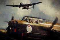 Avro Lancasters von Sam Smith