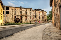 The Tanneries Neighborhood (Vic, Catalonia) von Marc Garrido Clotet
