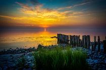 Sonnenaufgang auf der Insel Als by Thomas Ulbricht
