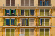 Sunny Balconies by Daniel Krebs