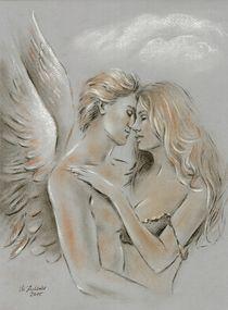 Engel auf Erden - spirituelle Engelgemälde von Marita Zacharias