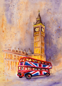 London Authentic von Miki de Goodaboom