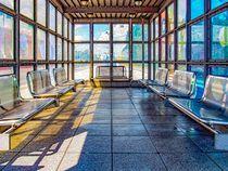 empty waitingroom by Nicole Bäcker
