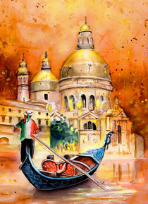 Venice Authentic von Miki de Goodaboom