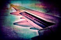 Flugzeugteile von leddermann