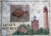 Kap Arkona auf Rügen von Roland H. Palm