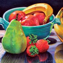 Still Life with Fruit von Kenneth Cobb