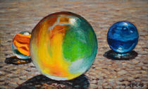 Marbles by Kenneth Cobb