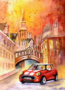 Oxford Authentic by Miki de Goodaboom