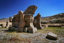 Persepolis scene by Chris R. Hasenbichler