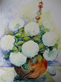Meine Hortensien von Dorothy Maurus