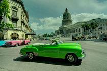 Capitol Convertable  von Rob Hawkins