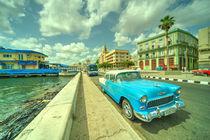Havana Chevy  von Rob Hawkins