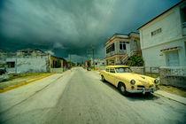 Yellow-storm-car