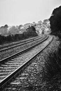 On the Right Track by Vicki Field