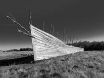 Es steht ein Schiff im Park II by Bernd Schätzel