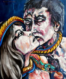 Der Kuss oder wie alles begann by Eberhard Schmidt-Dranske