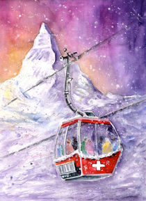 Matterhorn Authentic by Miki de Goodaboom