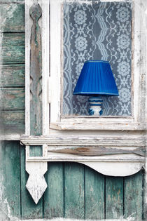 Blue Lamp von cinema4design