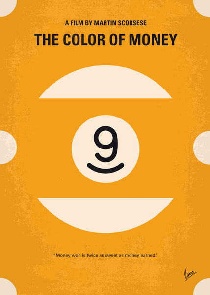 No089-my-the-color-of-money-minimal-movie-poster