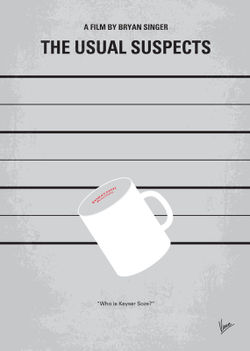 No095-my-the-usual-suspects-minimal-movie-poster