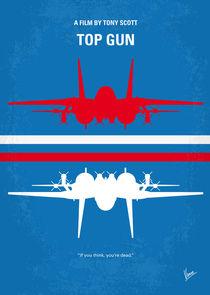 No128-my-top-gun-minimal-movie-poster