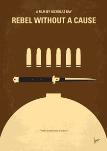 No318-my-rebel-without-a-cause-minimal-movie-poster