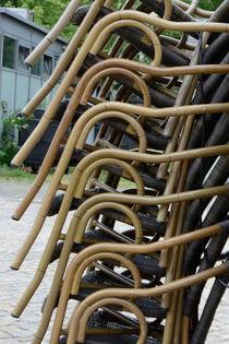 Stühle von Bernd Fülle