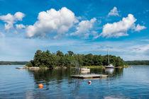 Schären vor der schwedischen Küste von Rico Ködder