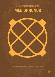 No099 My Men of Honor minimal movie poster von chungkong