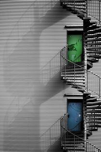 Grün oder Blau von Bastian  Kienitz