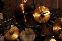 Schlagzeug von Bernd Fülle