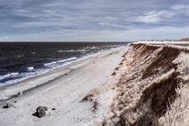 Steilküste in Infrarot von flylens