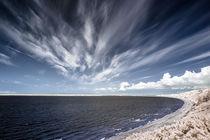 Wolken über dem Meer von flylens