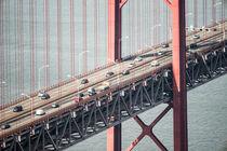 Brücke in Lissabon von flylens