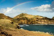 Regenbogen über Felsen by flylens